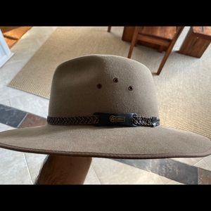 Akubra tablelands hat